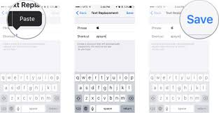 How To Use Text Shortcuts On IPhone And IPad | IMore How To Show Androids Battery Percentage In The Menu Bar Use Ios Settings On Iphone And Ipad Guide For 11 Quicktype Keyboard Imore Android Apps Make Nofications More Interesting Give Your Status Stock Material Design Icons 7 Review Type Trademark Copyright Symbols Mimic Iphones The Guidelines Ivo Mynttinen User Interface Designer 25 Honor 5x Tips Tricks Symbols Top Bar Youtube