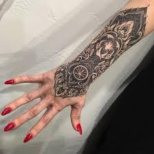 Hand Forearm Ornimental Piece