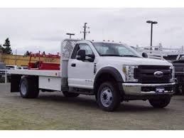100 F550 Truck 2019 FORD Flatbed