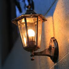 vintage style outdoor wall l sconces lights villa balcony