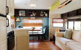 Camper Decorating Ideas Lauras 5th Wheel Makeover Before