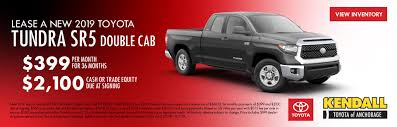 100 Truck Rental Anchorage New And Certified Toyota Dealership Used Cars In
