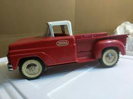 VINTAGE 1960'S TONKA PICK-UP TRUCK Step Side, ORIGINAL - $54.99 ...