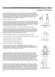 La Kriya De Semana Energiza Y Equilibra El Triangulo Inferior Con Rutina