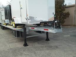 Pickup RV/Cargo Trailers