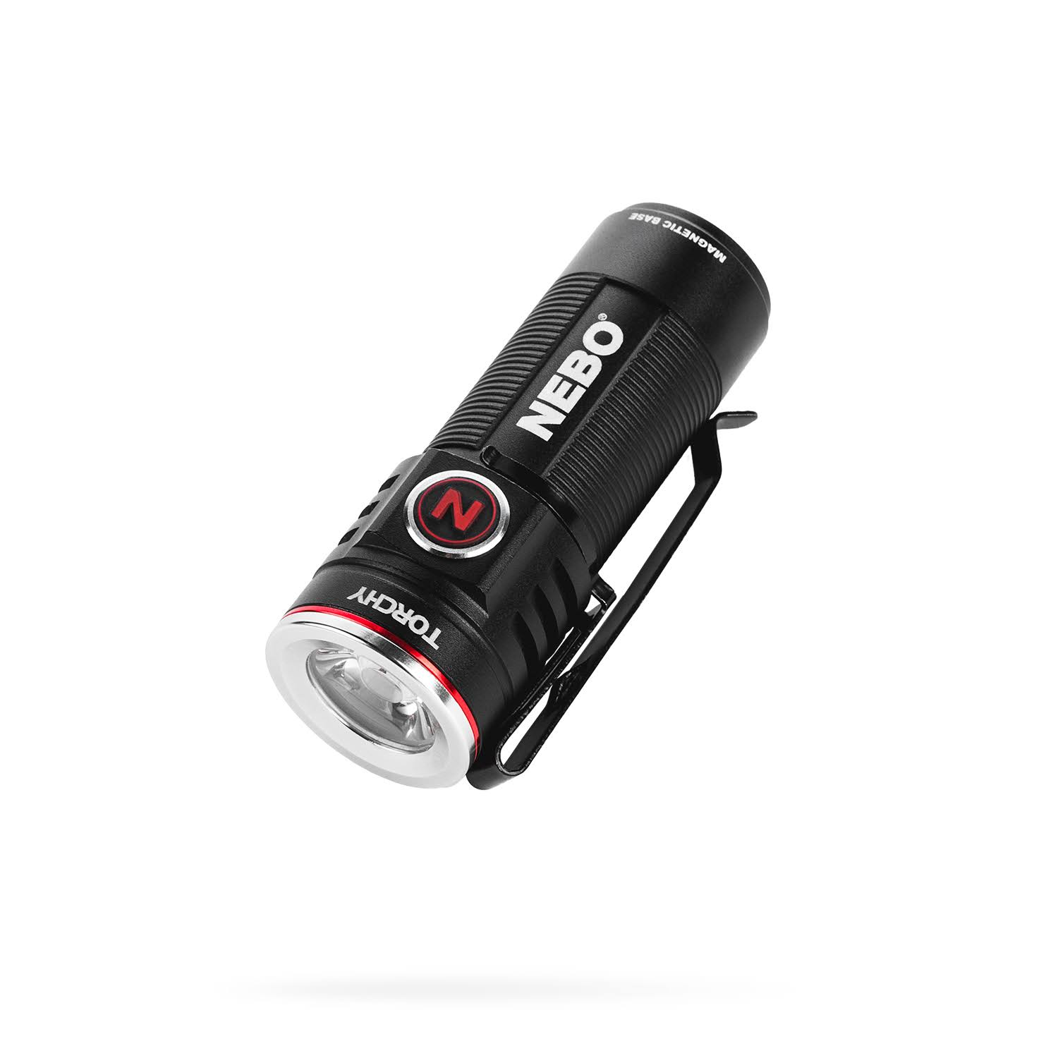 Nebo 6878 Torchy 1000 Lumen Rechargeable Pocket Flashlight