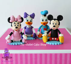 Alvin And The Chipmunks Cake Decorations Uk by My Fun Tips For Modelling Figures The Violet Cake Shop