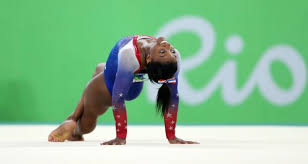 Simone Biles Floor Routine by Simone Biles Says Goodbye To Rio With A Fourth Gold Medal