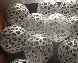 Laser Cut Lamp Shade by Laser Cutting Plastic Laser Creations