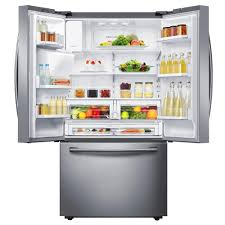 Samsung Counter Depth Refrigerator Home Depot by Samsung 28 Cu Ft French Door Refrigerator Fresh And Flexible