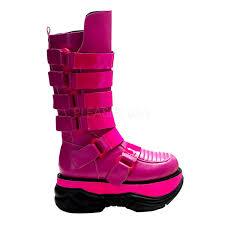 demonia shoes u0026 boots uv reactive cyber unisex