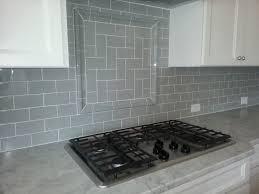 gray subway tile backsplash herringbone inset interior designs