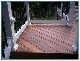 options for deck railings