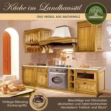 arle naturell landhausküche marseille küchenzeile 3m