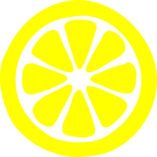 Lemon Slice Clip Art