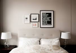 Bekkestua Headboard Attach To Wall by Anette U0027s Calm Scandinavian Style In Norway House Tours The O
