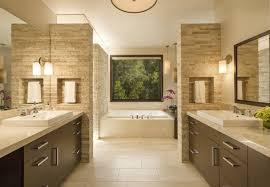 Modern Master Bathroom Vanities by Enchanting 50 Contemporary Bathroom Tile Designs Decorating
