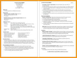 Resume Template Umd With Awesome Download Fresh