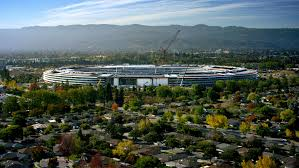 apple siege social apple park opens to employees in april apple