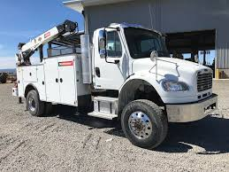 100 Service Truck 2009 Freightliner M2 Mechanic For Sale White City