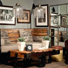 Industrial Decor Ideas Decorating For