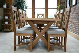 Cross Dining Table Room With X Legs Leg Tables Extending