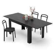 Extendable Kitchen Table, Easy, Black Ash Solid Victoria Ash Ding Table With Angled Black Leg Design Extending First Albert Light Matt A Shaped Legs Designa 120187cm Melamine Grey Ding Room Ideas Chairs Daisy Modern Tables Sohoconcept Halsey 7piece Splay By Bernards At Wayside Fniture Lynd Dark Ash Liberty Home Dcor Online Lanesborough Hadley Rose Cannelle Gold Capped Barker Stonehouse