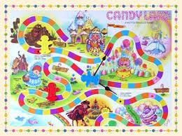 Timemake Candyland Board Clipart