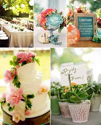 Garden Wedding Decorations From Table Settings To Parasaols Centerpieces
