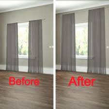 Light Filtering Privacy Curtains by I Like The Practicality Of Roller Blinds With A Sheer Curtain For
