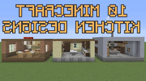 Minecraft Kitchen Designs Youtube regarding Minecraft Kitchen Ideas