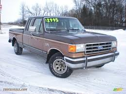 1989 Ford F150 Extended Cab In Dark Chestnut Brown Photo #3 - A47042 ... 1960 Ford Crew Cab Trucks For Sale Best Truck Resource Used 2012 F150 Xlrwdregular Cab For In Missauga New 2018 Xl 4wd Reg 65 Box At Landers 1956 C500 Quad Maintenancerestoration Of Oldvintage Rocky Mountain Relics 44 2005 White For Sale Pickup Truck Wikipedia 35 Ford Cabs Iy4y Gaduopisyinfo Ford Ext 4x4 Sale Great Deals On 2016 North Brunswick Nj