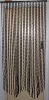 Doorway Beaded Curtains Wood by Bamboo Door Curtain Portsea Furnishings