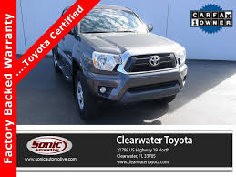 100 Orlando Craigslist Cars And Trucks By Owner Toyota Tacoma For Sale In Tampa FL 33603 Autotrader