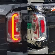 2015-2018 GMC Canyon [LED] Smoke Tail Lights Rear Brake Lamps Set | EBay Amazoncom Driver And Passenger Taillights Tail Lamps Replacement Home Custom Smoked Lights Southern Cali Shipping Worldwide I Hear Adding Corvette Tail Lights To Your Trucks Bumper Adds 75hp 2pcs 12v Waterproof 20leds Trailer Truck Led Light Lamp Car Forti Usa 36 Leds Van Indicator Reverse Round 4 Braketurntail 3 Panel Jim Carter Parts Brake Led Styling Red 2x Rear 5 Functions Ultra Thin Design For Rear Tail Lights Lamp Truck Trailer Camper Horsebox Caravan Volvo Semi Best Resource