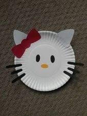 Craft Ideas With Paper Plates