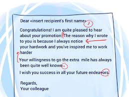 3 Ways To Write A Letter Of Congratulations
