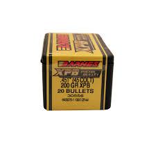 Barnes Bullets 45116 45 Colt .451