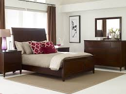 Sumter Cabinet Company Bedroom Set by Bassett Bedroom Furniture The Wakefield Panel Bed By Bassett