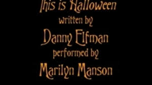 Danny Elfman This Is Halloween Piano by This Is Halloween By Lileyx On Deviantart Calligraphy Katrina And