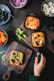pizza raclette zu silvester liz friends