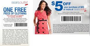 Free Article Of Clothing And More Today At Sears Outlet, No ... Sesrs Outlet Cinemas Sarasota Fl Sears Park Meadows Lamps Plus Promo Code Alfi Coupon Nobullwomanapparel Whirlpool Music Store North York Canada Online Codes 2019 Black Friday 2014 Outlet Sales Data Architecture Summit Graphorum Inside Analysis Mattress Design Great Coupon Have Sears Coupons In Streamwood Stores Localsaver Ps4 Games At Best Buy Wwwcarrentalscom Family Friends Event Deals Discounts More Craftsman Lawn Mower