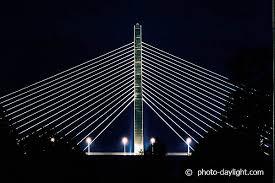 bureau d udes greisch victor bodson bridge hesperange 1993 structurae
