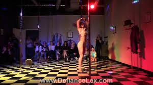 Halloween Lexington Ky 2014 by Natasha Nova Pole Defiance Studios Spring Showcase 2014 Youtube