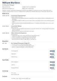 Construction Resume: Sample And Complete Guide [+20 Examples] Tips You Wish Knew To Make The Best Carpenter Resume Cstructionmanrresumepage1 Cstruction Project 10 Production Assistant Resume Example Payment Format Examples Sample Auto Mechanic Mplate Cv Job Description Accounts Receivable Examples Cover Letter Software Eeering Template Digitalpromots Com Fmwork Free 36 Admirably Photograph Of Self Employed Brilliant Ideas Current College Student And Complete Guide 20