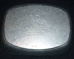 Daher Decorated Ware Tray 1971 by Our Daily Bread Vintage Pewter Tray Craft And 50 Similar Items