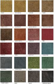 Sherwin Williams Epoxy Floor Coating Colors by Best 25 Concrete Stain Colors Ideas On Pinterest Stained