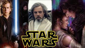 Star Wars Episode 8 The Last Jedi Luke Skywalker Reylo