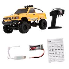 100 Ebay Rc Truck Remote Control RC Car 4WD 124 High Speed OffRoad Climbing Vehicle