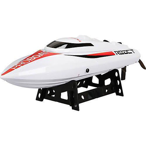 Pro Boat React 17 Self-Righting Deep-V Brushed Remote Control Boat